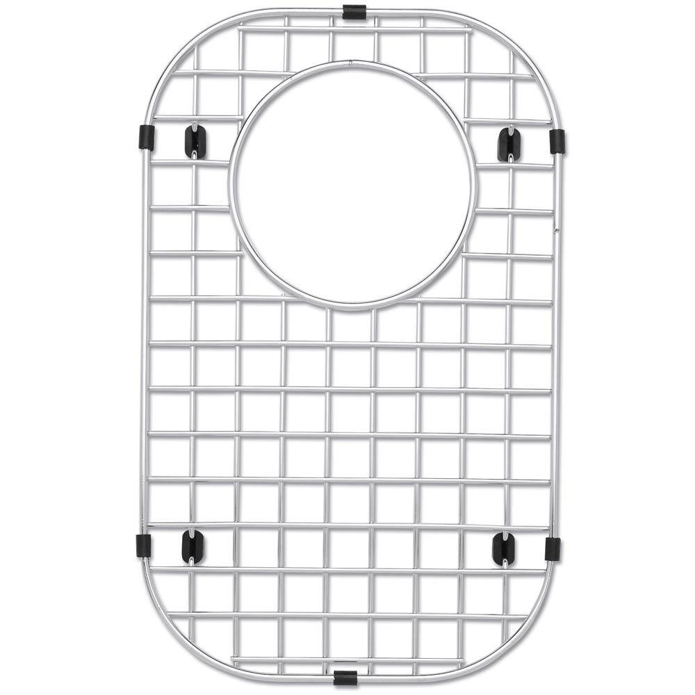 Blanco Stainless Steel Sink Grid for Fits Wave Plus Small Bowl