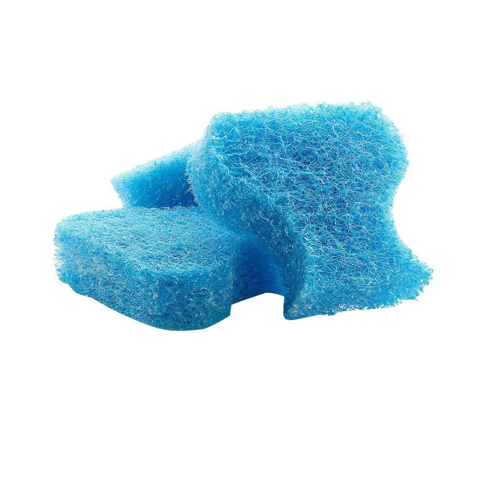 Scotch brite bathroom floor cleaner refills - Scotch Brite Blue Disposable Refills For Toilet Cleaning System 10 Pack