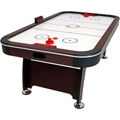 7 ft. Air Hockey Table with Scorer