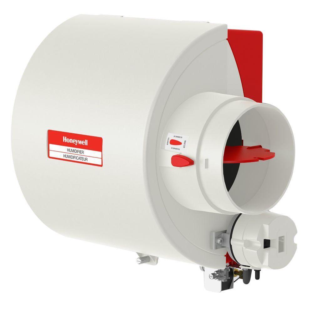Honeywell Home Flow-Through Bypass Humidifier