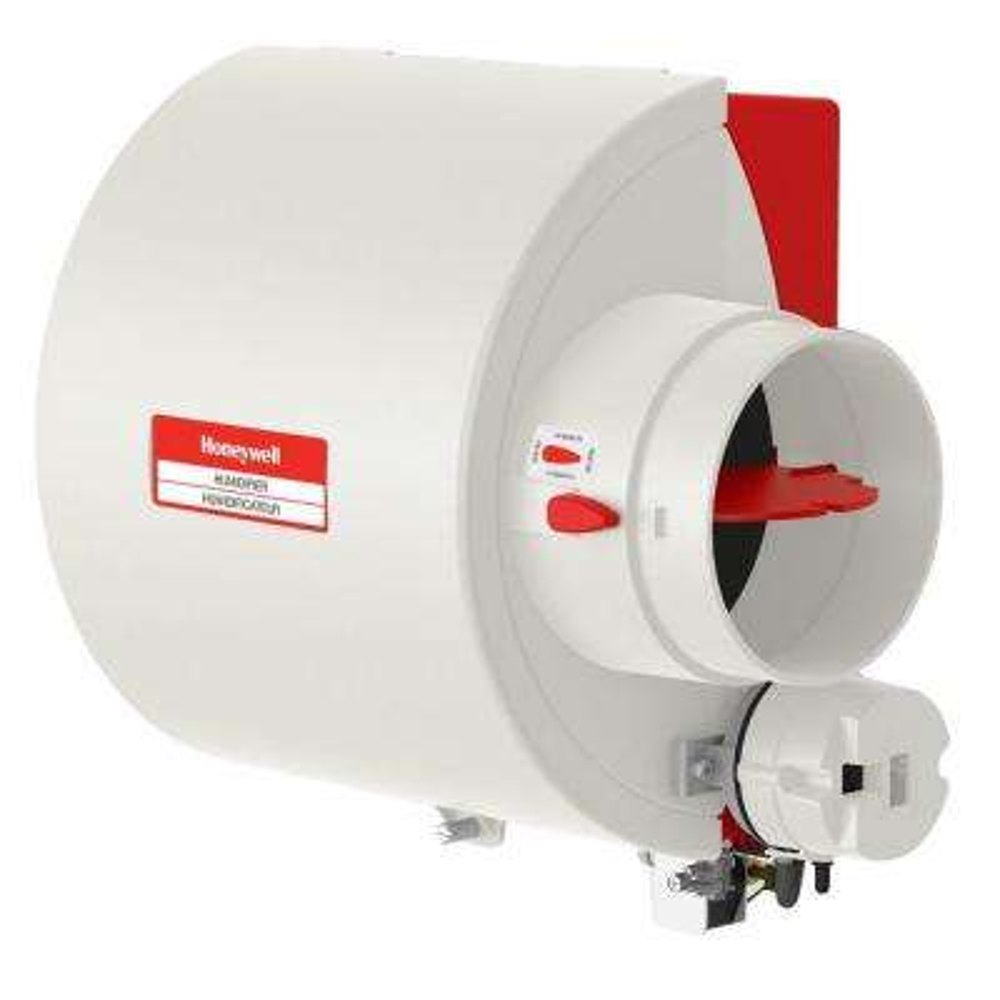 Flow-Through Bypass Humidifier