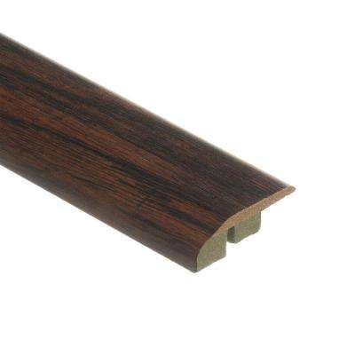Enderbury Hickory 1/2 in. Thick x 1-3/4 in. Wide x 72 in. Length Laminate Multi-Purpose Reducer Molding