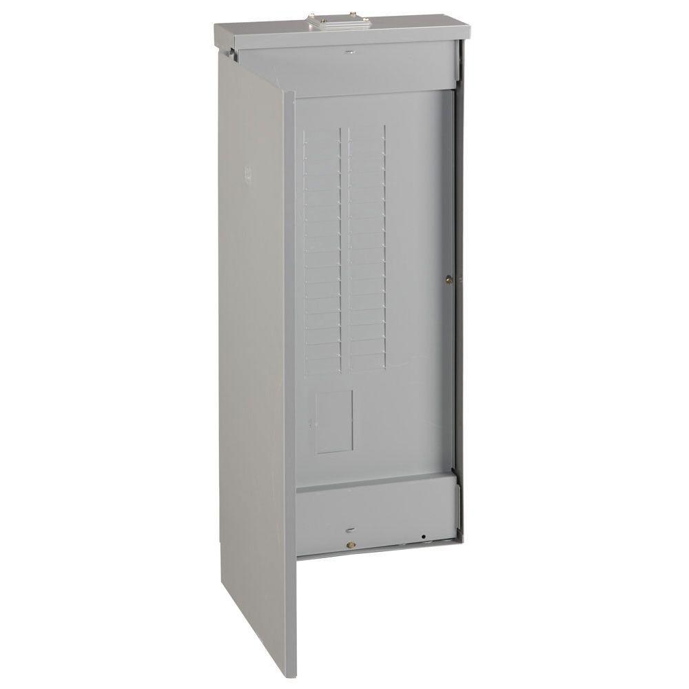 PowerMark Gold 200 Amp 32-Space 40-Circuit Outdoor Main Lug Load Center