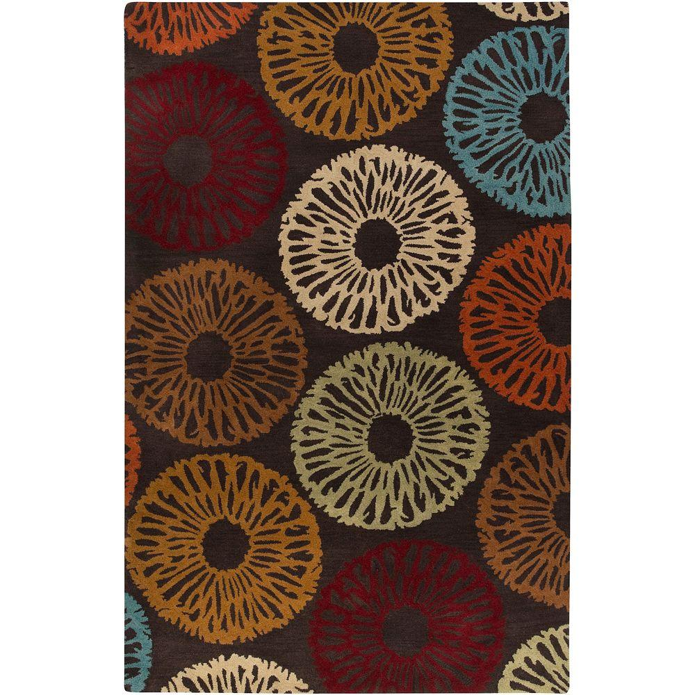 Artistic Weavers Rialto Chocolate 2 ft. x 3 ft. Accent Rug