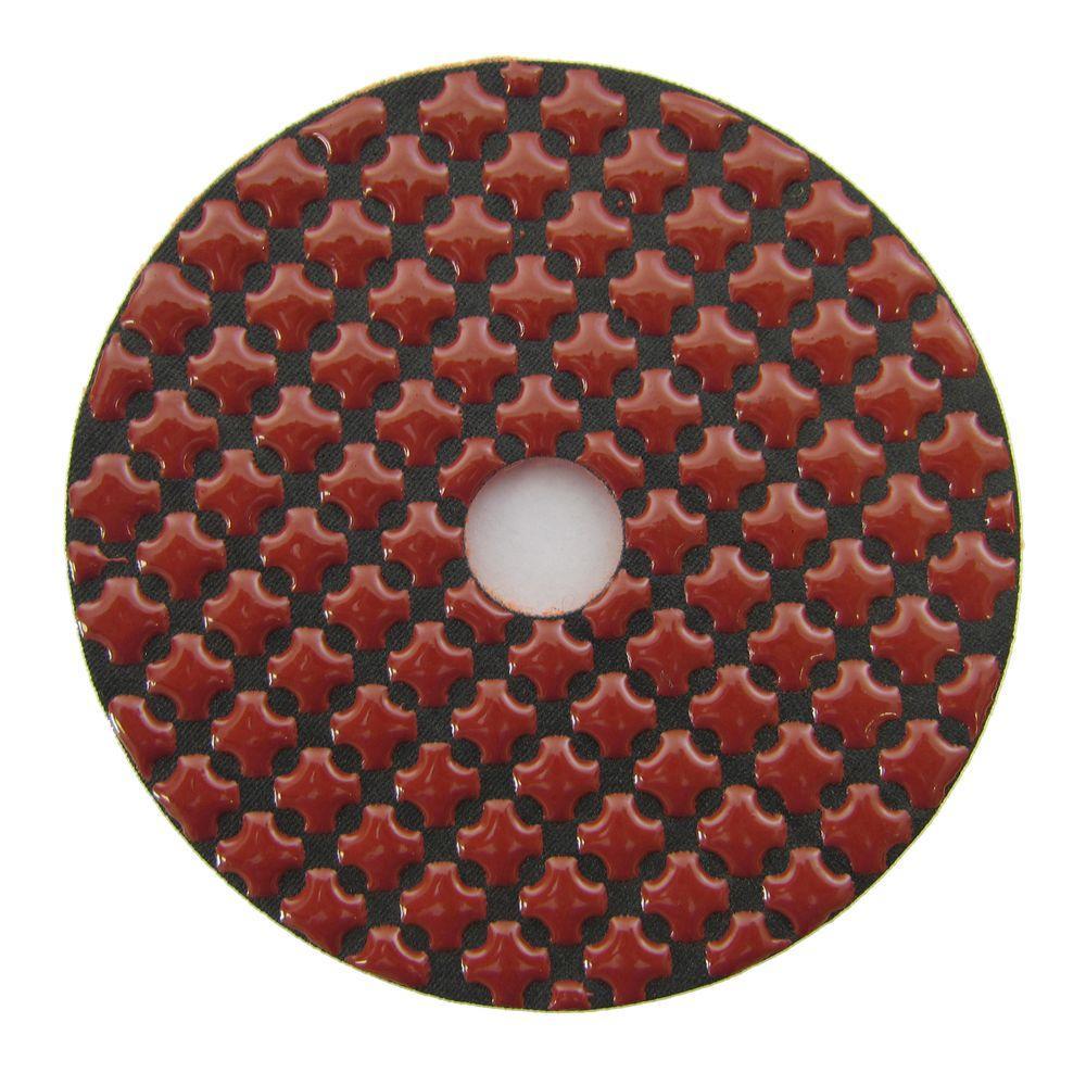 4 in. Diamond Polishing Pad Step-3 for Stone Polishing