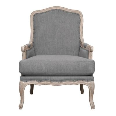 Regal Slate Accent Chair