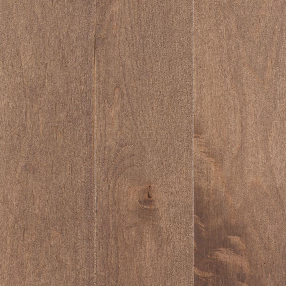 Take Home Sample - Arlington Smokestack Maple Solid Hardwood Flooring - 5 in. x 7 in.