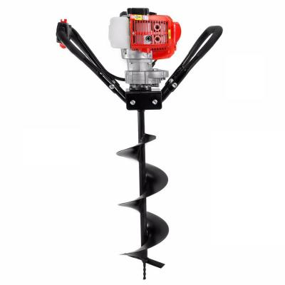 43 CC 1-Man Post Hole Auger Digger with 8 in. Bit