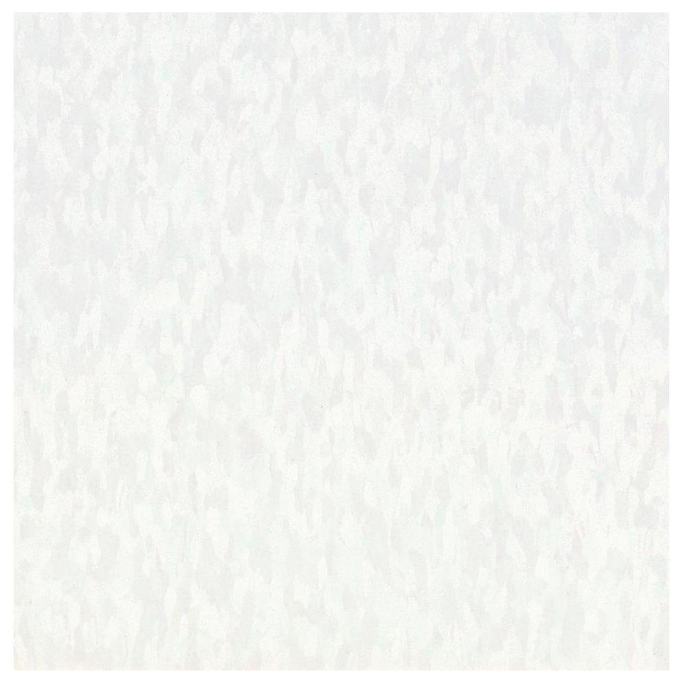 Armstrong Imperial Texture Vct 12 In X 12 In White Out