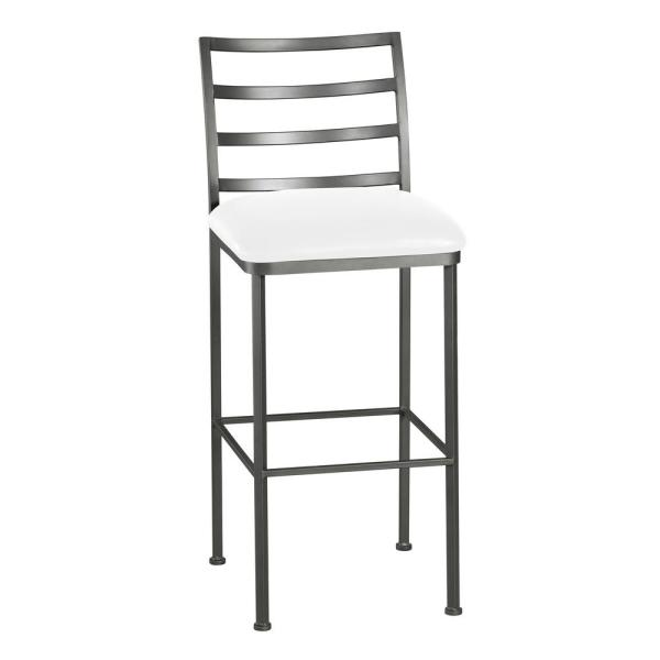 Leon 30 In Aspen Pure White Barstool
