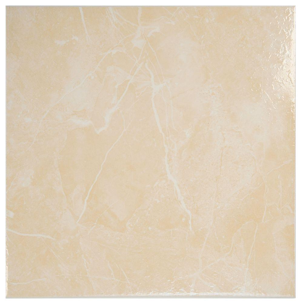 Merola Tile Arizona Beige 12 in. x 12 in. Ceramic Floor and Wall Tile (21 sq. ft. / case)
