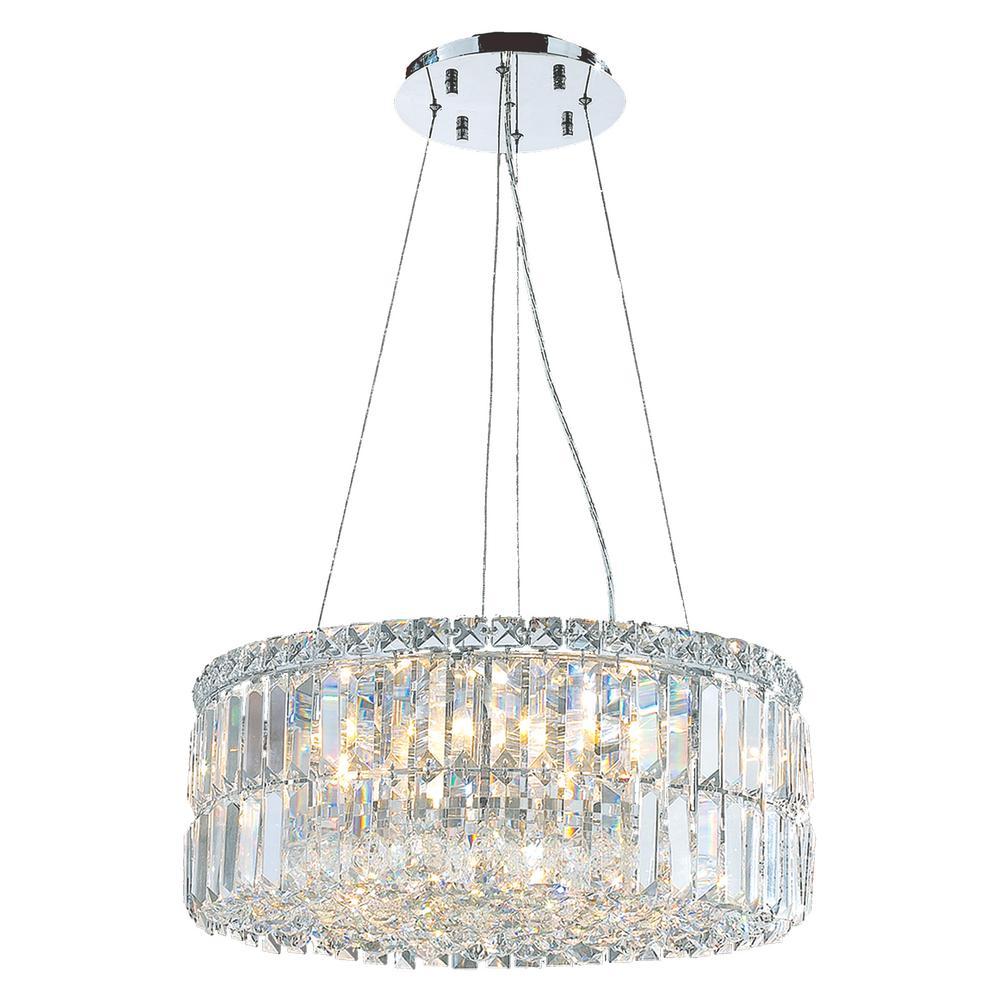 Worldwide lighting cascade collection 12 light polished chrome worldwide lighting cascade collection 12 light polished chrome chandelier with clear crystal arubaitofo Images