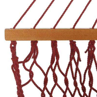 13 ft. DuraCord Presidential Rope Hammock 13 ft. Garnet