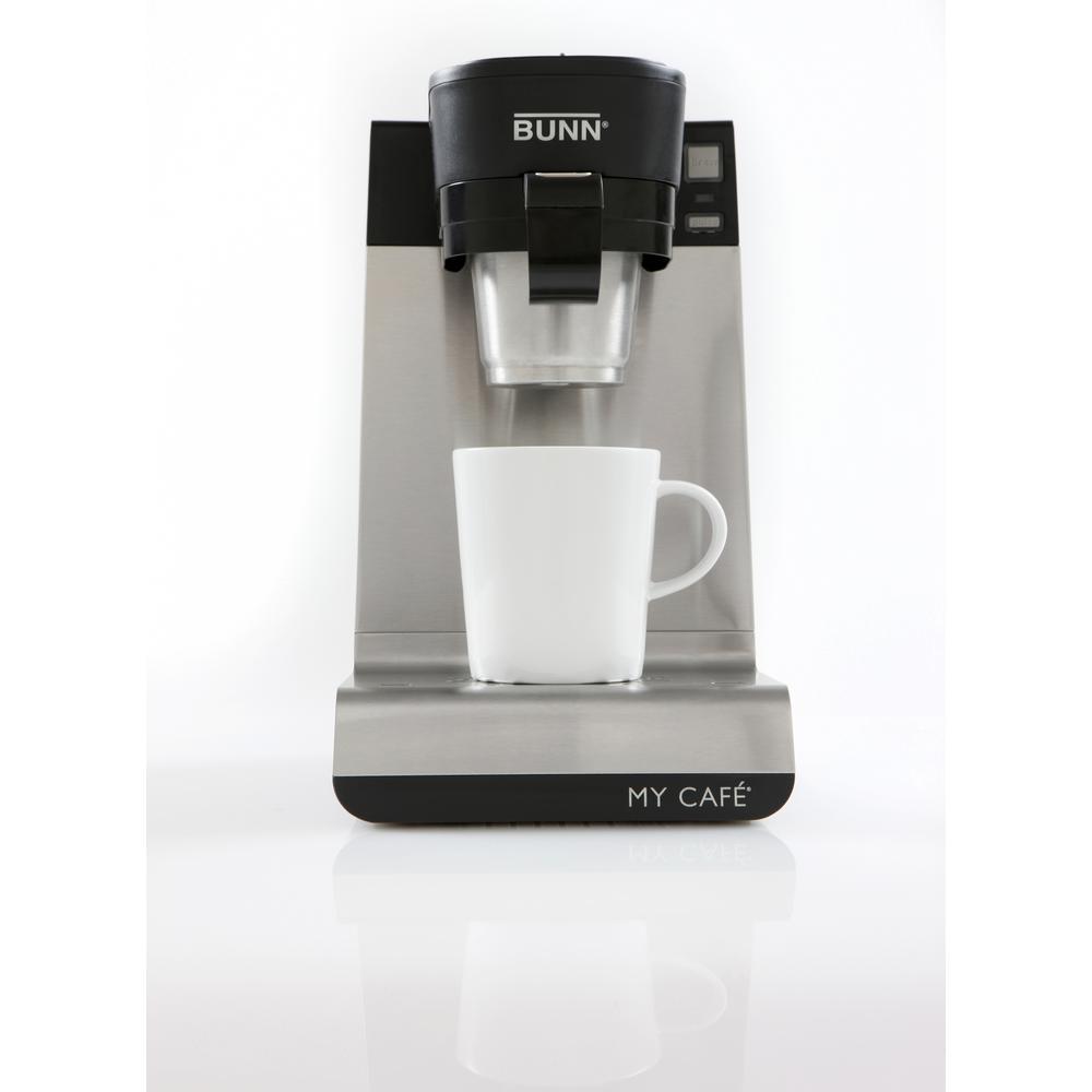 Bunn Mcu Single Cup Multi Use Coffee Brewer 42900 0201