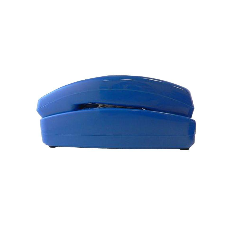 Standard Trimstyle Corded Phone - Blue