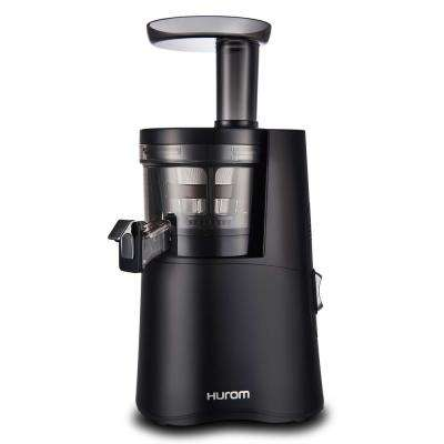 Slow Juicer in Matte Black