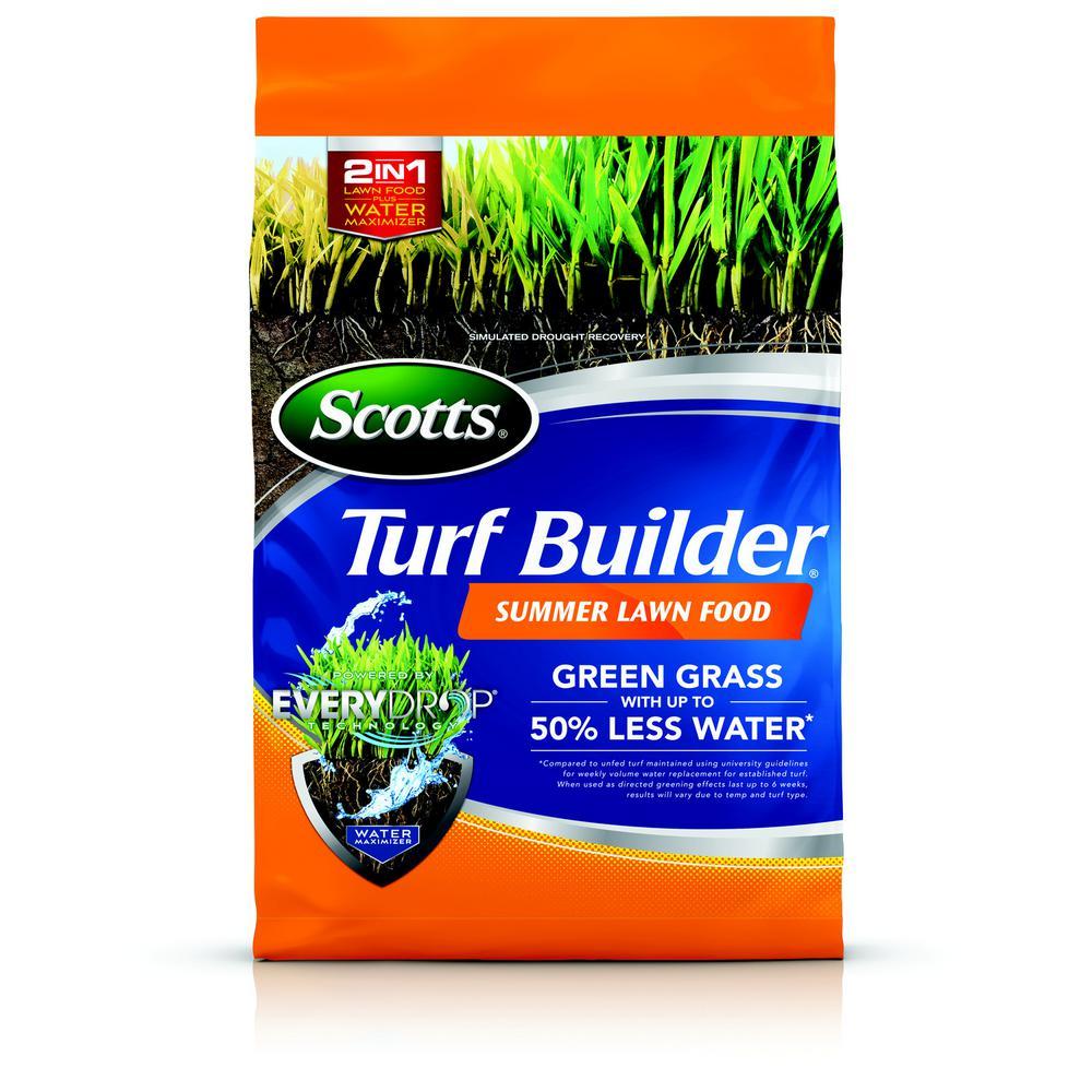 Turf Builder 9 lb. 4,000 sq. ft. Summer Lawn Fertilizer