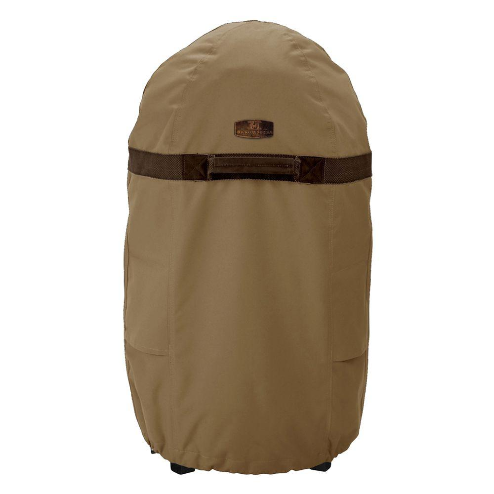 Classic Accessories Hickory Large Round Smoker Cover