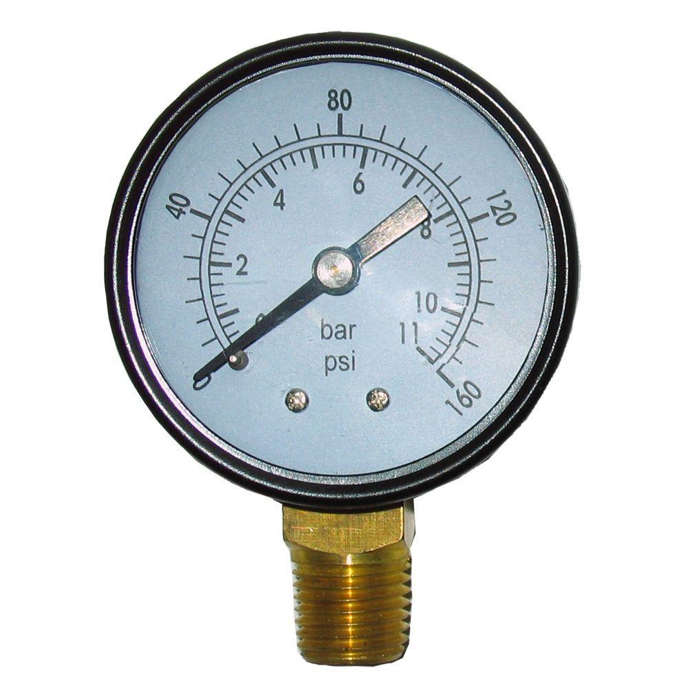 Powermate 2 in. Pressure Gauge