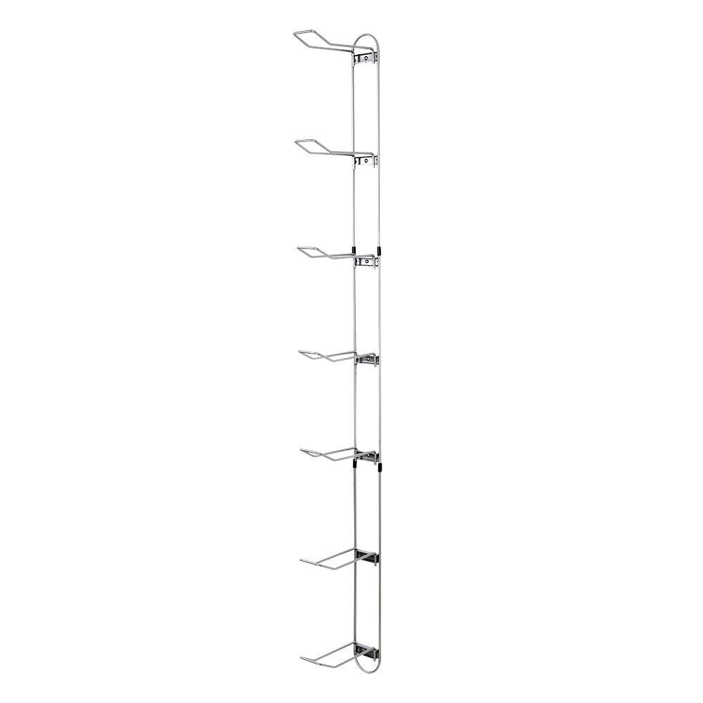 John Sterling 7-Shelf Steel Ball Rack