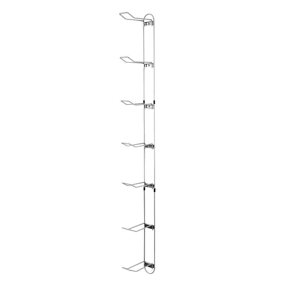 7-Shelf Steel Ball Rack