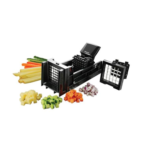 Simposh Easy Food Slicer Dicer And French Fry Cutter Sp12 The Home