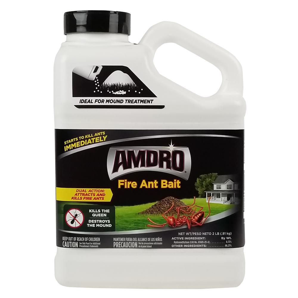 Over N Out 11 5 Lb Fire Ant Killer 100524398 The Home Depot