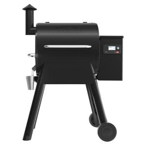 Pro 575 Wifi Pellet Grill and Smoker in Black