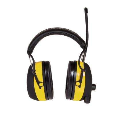 WorkTunes Digital Hearing Protector with AM/FM Stereo Radio (Case of 4)