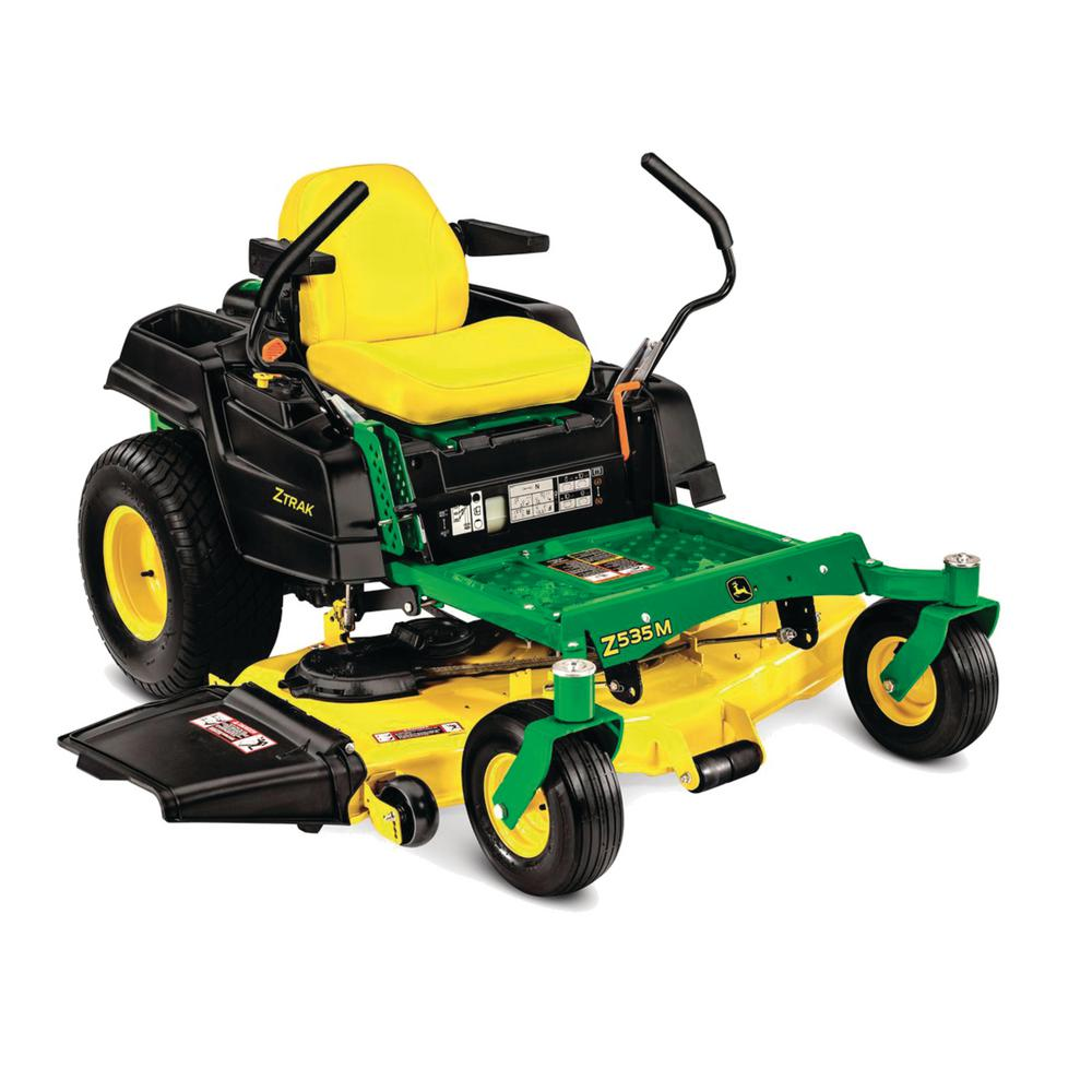 62 in. 25 HP Gas Dual Hydrostatic Zero-Turn Riding Mower