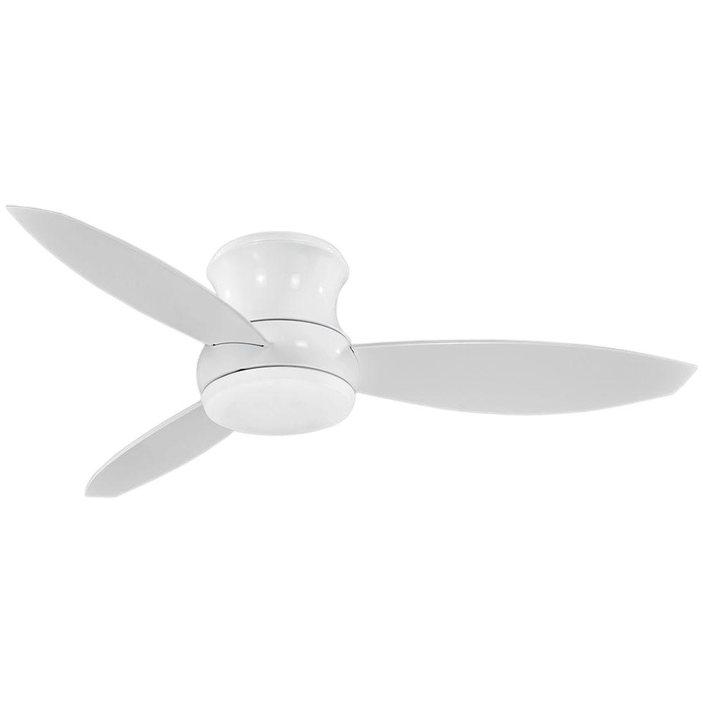 Aire a Minka Group Design Hi-Wind 52 in. Indoor White Cei...