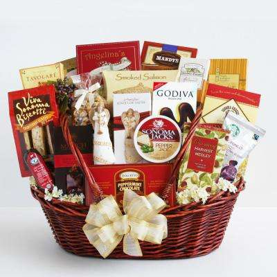 Peace, Prayer and Blessings Sympathy Gift Basket