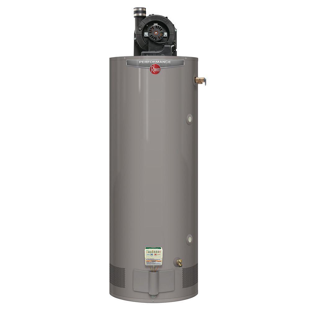 Performance 75 Gal. Tall 6 Year 75,100 BTU Liquid Propane Power Vent Tank Water Heater