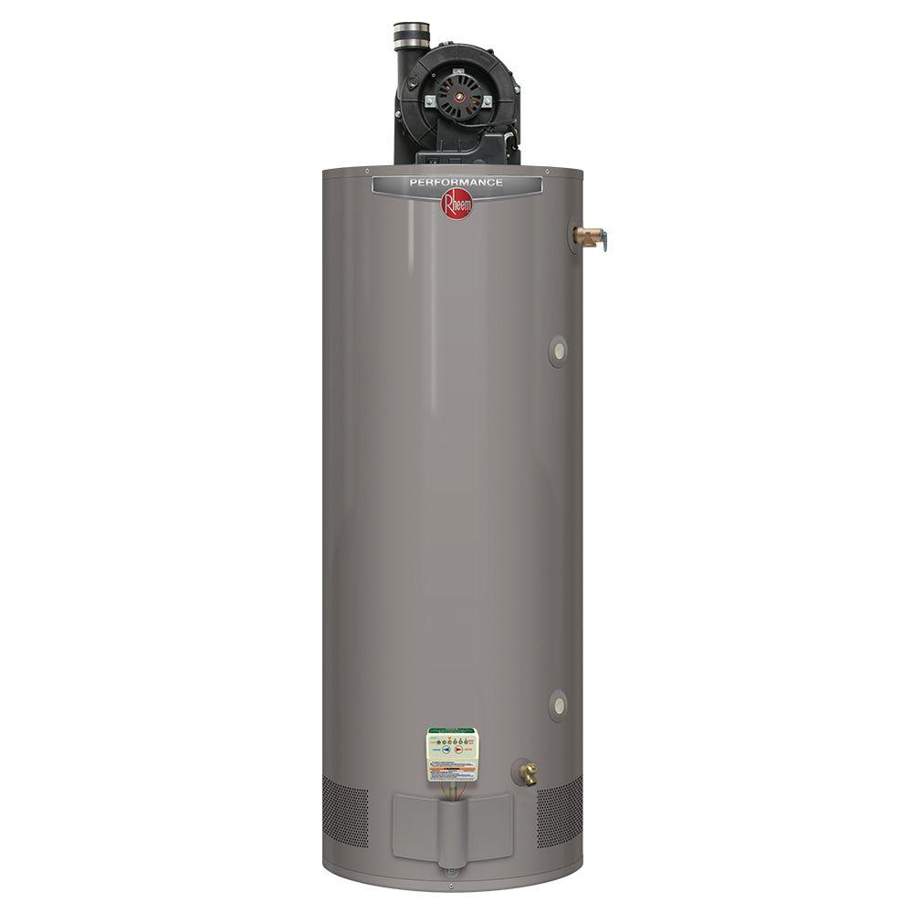 Rheem Performance 75 Gal. Tall 6 Year 75,100 BTU Liquid Propane Power Vent Tank Water Heater