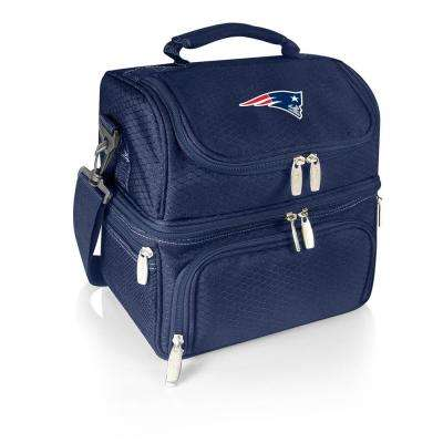 Pranzo Navy New England Patriots Lunch Bag