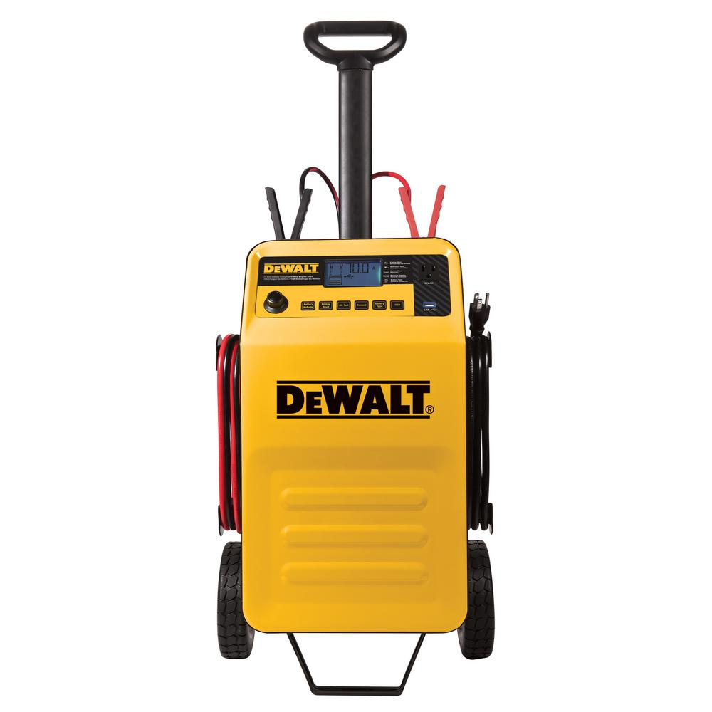 Dewalt 70 Amp Wheel Charger With 200 Amp Engine Start