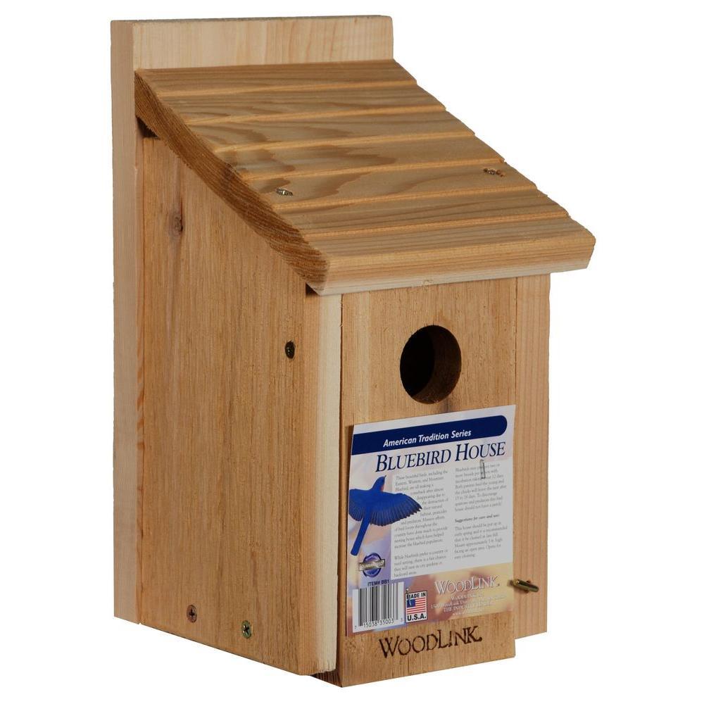 Bluebird Bird House