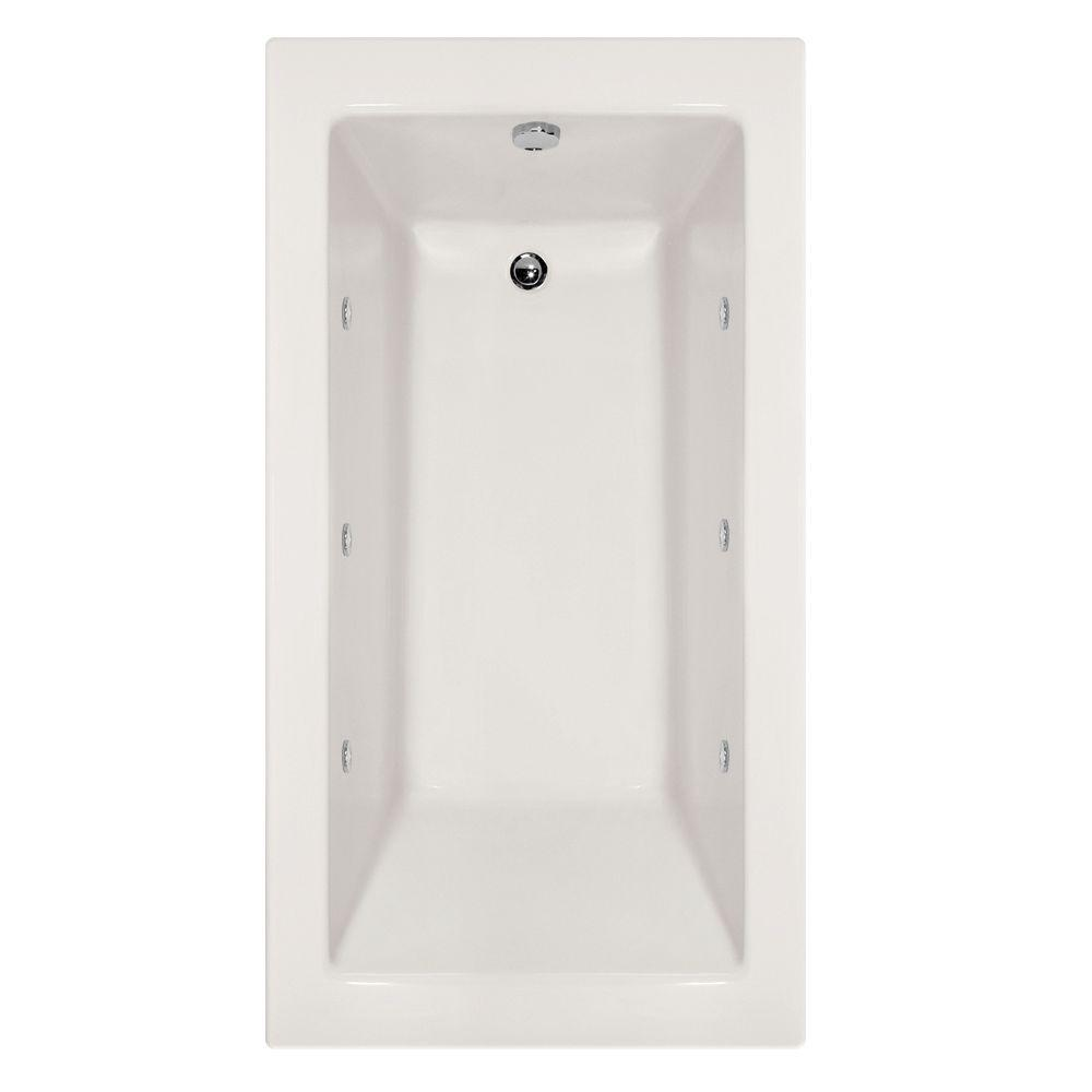 Kohler Archer 5 Ft Right Drain Tub With Choreograph 72 In