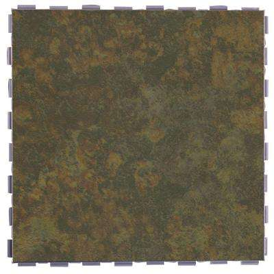 Moss 12 in. x 12 in. Porcelain Floor Tile (5 sq. ft. / case)