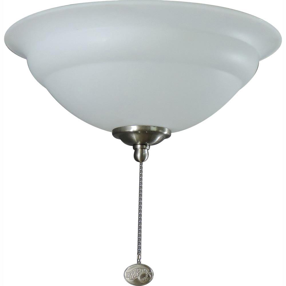 Hampton Bay Altura LED Ceiling Fan Light Kit-91169 - The ...