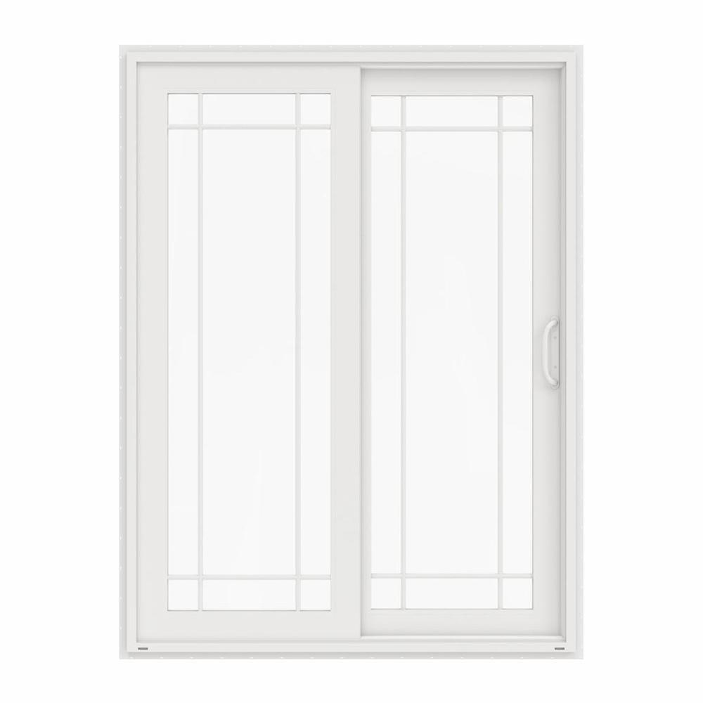 60 X 80 Sliding Patio Door Right Hand Slide Jeld Wen
