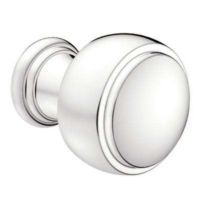 Weymouth 1-1/6 in. Chrome Cabinet Knob