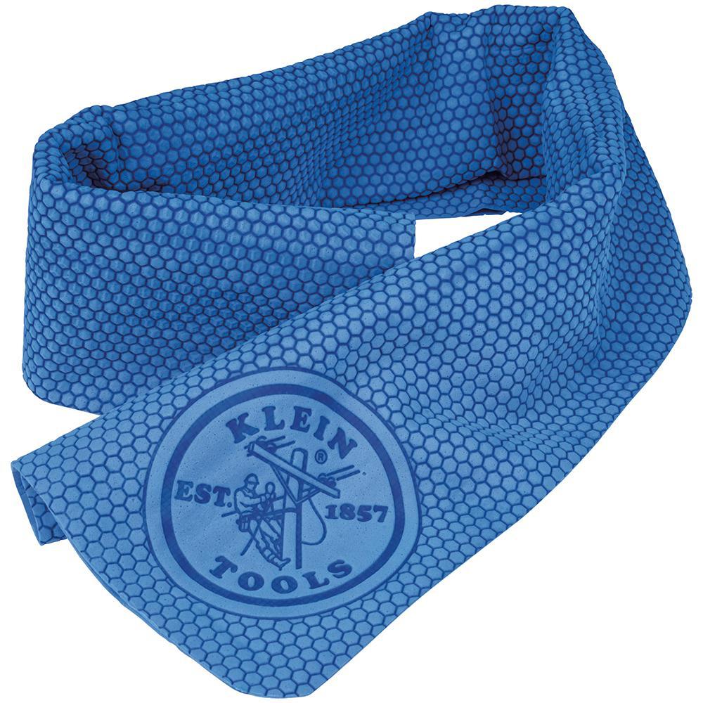 KleinTools Klein Tools Klein Blue Cooling Towel, Adult Unisex