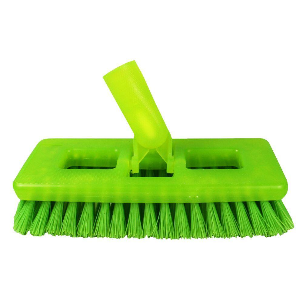Total-Reach 9.5 in. Swivel Brush Broom