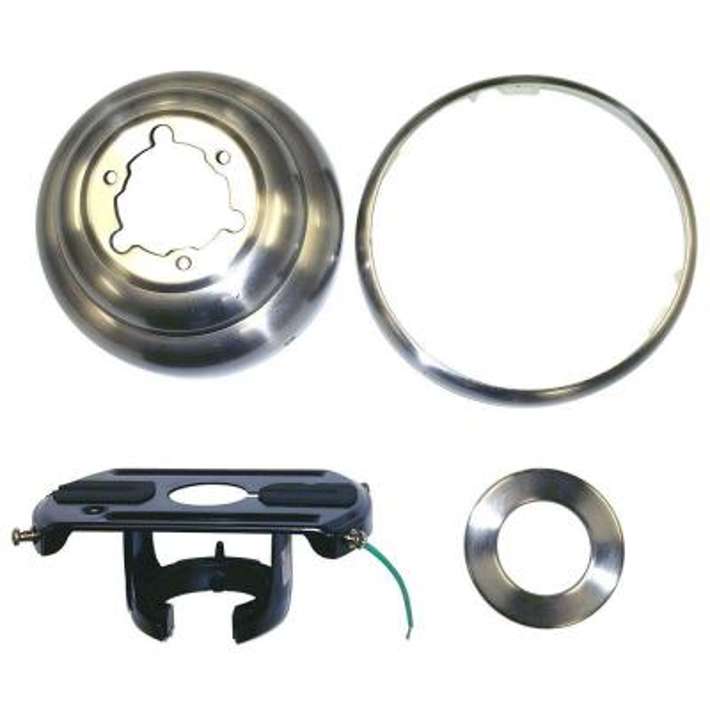 """Fan Bracket Custom Sizes Available 1//16/"""" Steel Light Cover Light Bracket"""