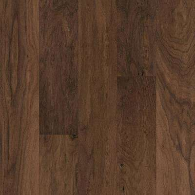 Walnut Engineered Hardwood Hardwood Flooring The Home Depot