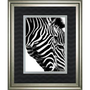 34 In X 40 In Partners In Crime By Dina Marie Framed Printed Wall Art