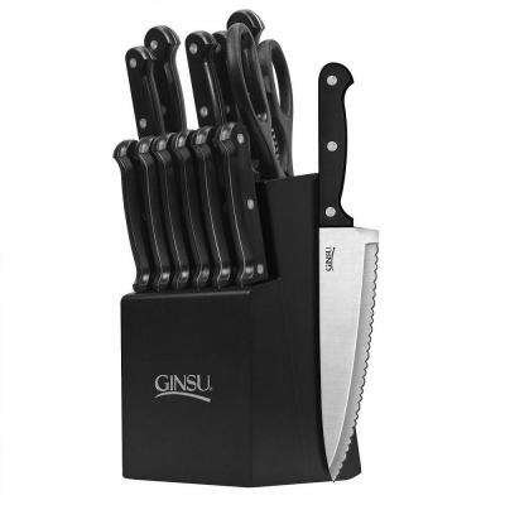 Essentials 14-Piece Knife Set