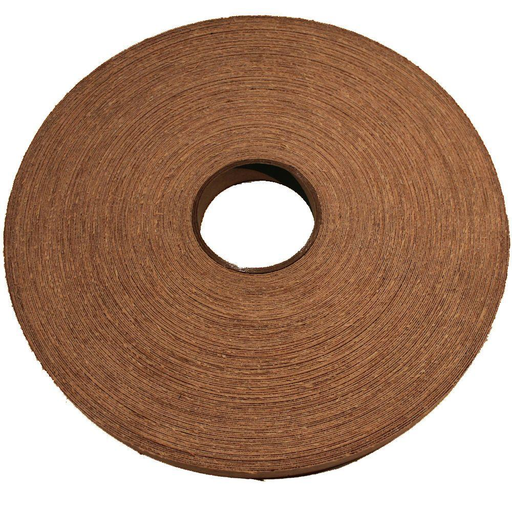 13/16 in. x 250 ft. Red Oak Real Wood Veneer Edgebanding with Hot Melt Adhesive