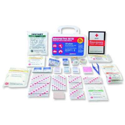 122-Piece Industrial First Aid Kit